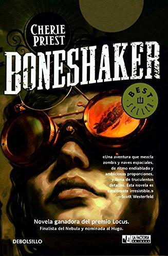 9788490181386: Boneshaker