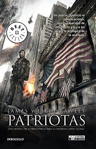 9788490181423: Patriotas