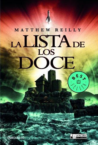 9788490183212: La Lista De Los Doce (DeBolsillo)