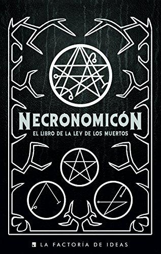 9788490186534: Necronomicón / The Necronomicon: El Libro De La Ley De Los Muertos / the Book of Dead Law (Spanish Edition)