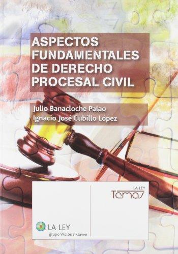 9788490201091: Aspectos fundamentales de Derecho procesal civil (Temas La Ley)