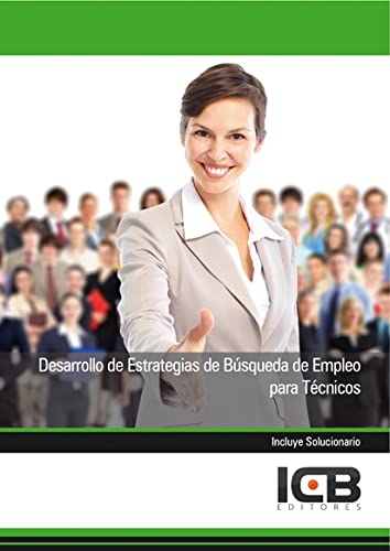 9788490211519: Desarrollo de Estrategias de Búsqueda de Empleo para Técnicos
