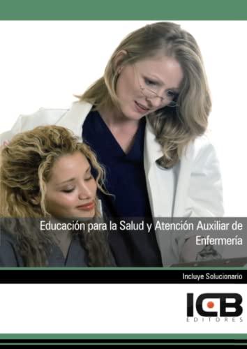 Manual educación para la salud y atención: ICB Editores