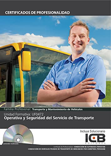 Manual uf0472: operativa y seguridad del servicio: ICB Editores