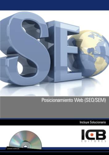 9788490213902: Posicionamiento Web (Seo/sem) - Incluye Contenido Multimedia