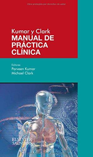Manual de práctica clínica. Kumar y Clark.: M. Clark; P. Kumar