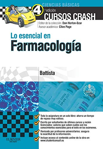 9788490223185: Lo esencial en Farmacología + Studentconsult en español