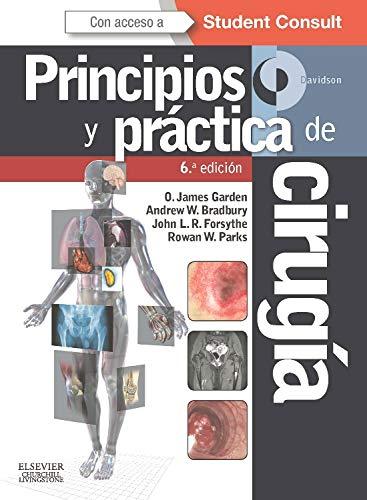 9788490224786: Davidson. Principios Y Práctica De Cirugía - 6ª Edición (+ StudentConsult)