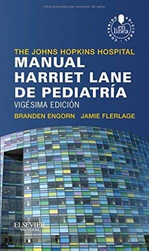 9788490228821: Manual Harriet Lane de pediatría + acceso web (20ª ed.)