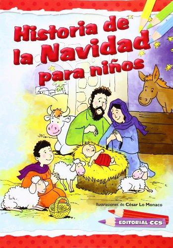 9788490230862: Historia de la Navidad para niños (Abba)