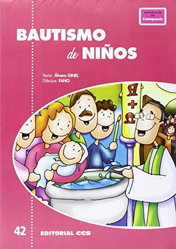 Bautismo de niños (Book) - Álvaro Ginel, Patxi Velasco