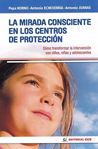 9788490234556: La mirada consciente en los centros de protección: Cómo transformar la intervención con niños, niñas y adolescentes: 15 (Intervención social)