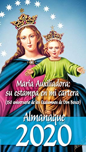 María Auxiliadora: su estampa en mi cartera: Hernández García, José