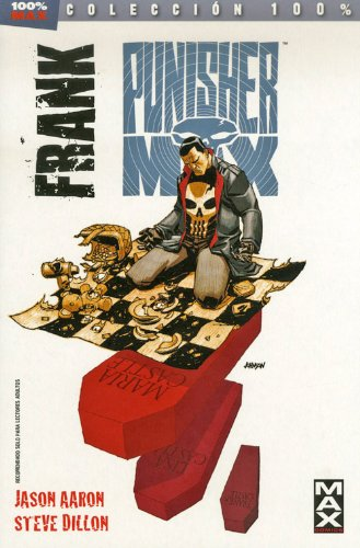 9788490241097: PUNISHER MAX 3 FRANK
