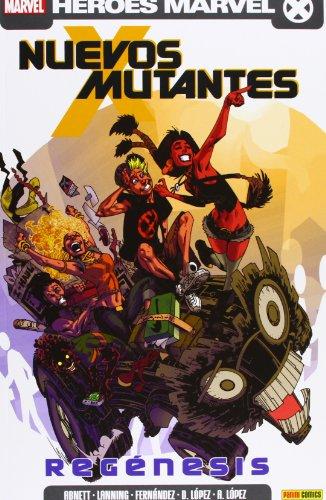 9788490242520: Nuevos Mutantes Regenesis (M.Gold Nuevos Mutantes)