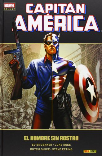 9788490243190: Capitán América 8. El Hombre Sin Rostro (Deluxe - Capitan America)