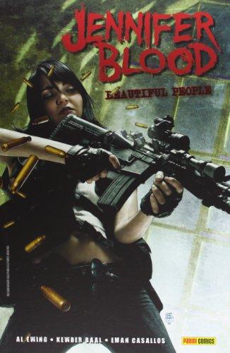 9788490243282: Jennifer Blood 2. Beautiful People (100% Cult)