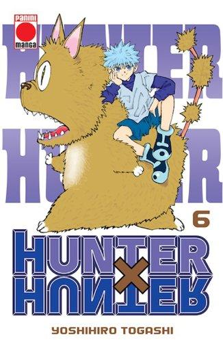 9788490243367: Hunter X Hunter 6 (Manga - Hunter X Hunter)