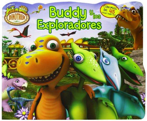 9788490243398: Dinotren. Buddy Y Los Exploradores (Dinotren (panini))
