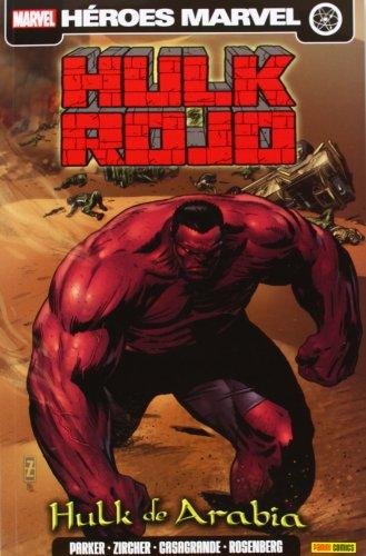 9788490243763: Hulk Rojo. Hulk De Arabia - Número 4 (Tomo)