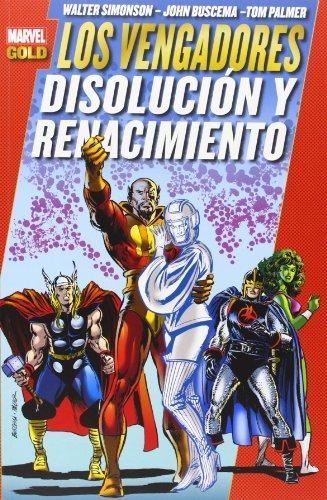 9788490243794: Los Vengadores. Disolución Y Renacimiento