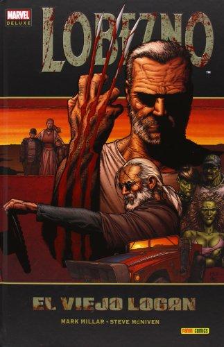 9788490243824: Lobezno. El Viejo Logan (Marvel Deluxe - Lobezno)