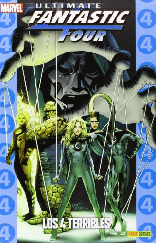9788490243879: Ultimate Fantastic Four 05. Los 4 Terribles. Coleccionable Ultimate - N�mero 33