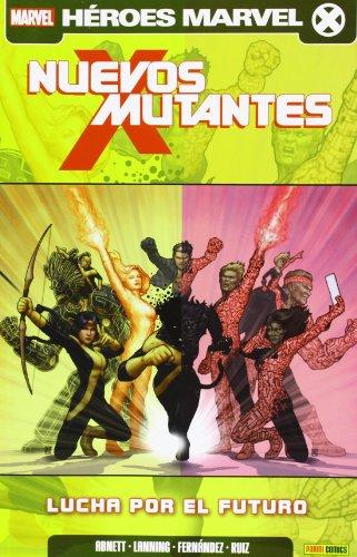 9788490244234: Nuevos Mutantes. Lucha Por El Futuro - Número 6 (M.Gold Nuevos Mutantes)