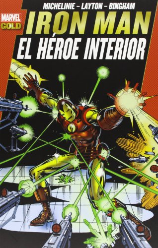 9788490244272: Iron Man. El Héroe Interior
