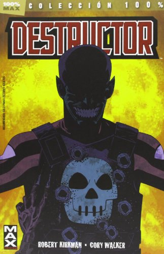 9788490244357: Destructor (100% Marvel Max)