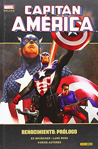 9788490244524: Capitán América. Rancimiento. Prólogo - Número 9 (Deluxe - Capitan America)