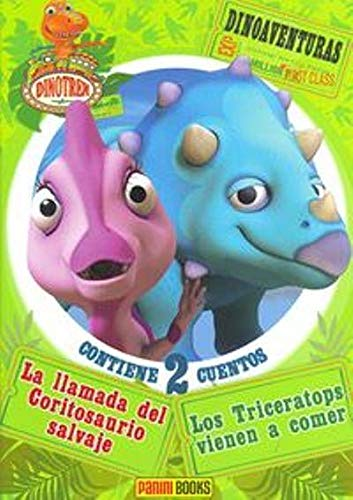 9788490244623: LLAMADA CORITOSAURO/ TRICERATOPS A COMER