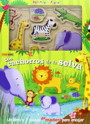 9788490244807: APRENDO Y JUEGO LOS CACHORROS DE LA SELV