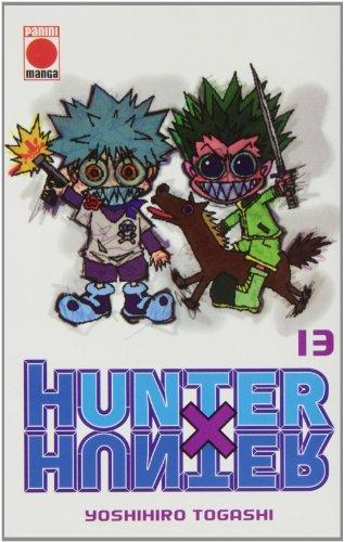 9788490245484: Hunter X Hunter 13 (Manga - Hunter X Hunter)
