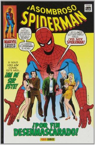 9788490245606: El Asombroso Spiderman. ¡Por Fin Desenmascarado! (Marvel Gold Omnibus)
