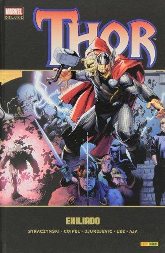 9788490245620: Thor 3. Exiliado (Marvel Deluxe)