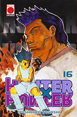 9788490246030: HUNTER X HUNTER 16