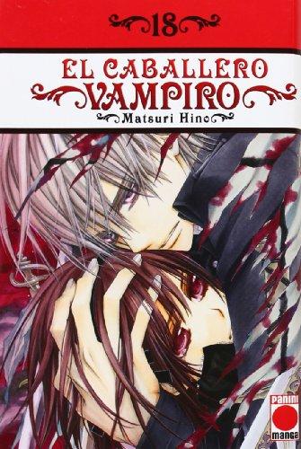 9788490246047: El Caballero Vampiro 18 (Manga-Caballero Vampiro)