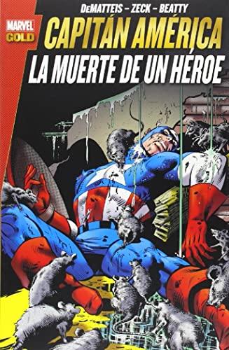 9788490246306: CAPITAN AMERICA LA MUERTE DE UN HEROE