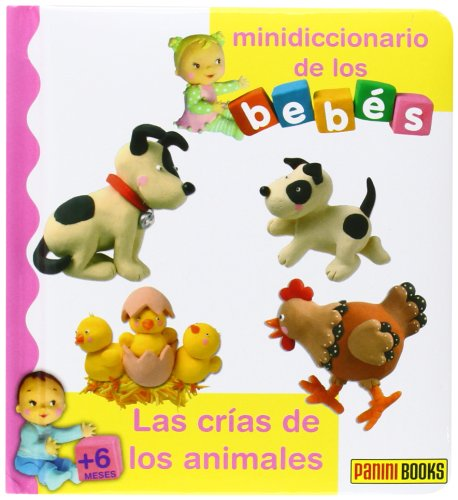 9788490246757: CRIAS DE ANIMALES MINI-DICC PANINI