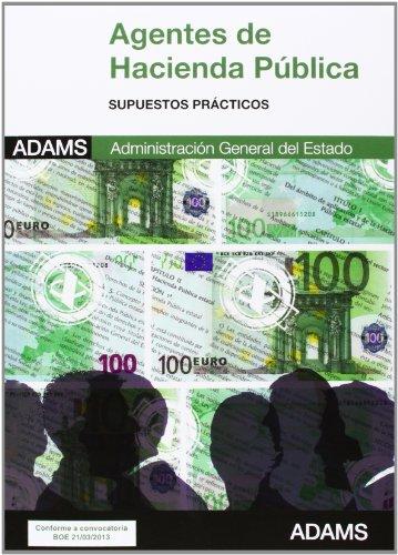 9788490253922: SUPUESTOS PRACTICOS. AGENTES DE HACIENDA PUBLICA (ADMINISTRACION GENERAL ESTADO)