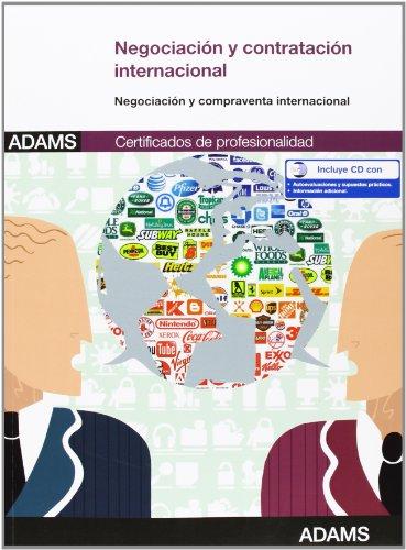9788490254806: Negociación y contratación internacional: certificado de profesionalidad de marketing y compraventa internacional