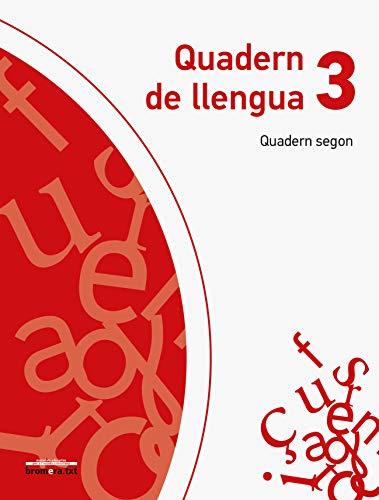 9788490262146: Quadern de llengua Comboi 3.2
