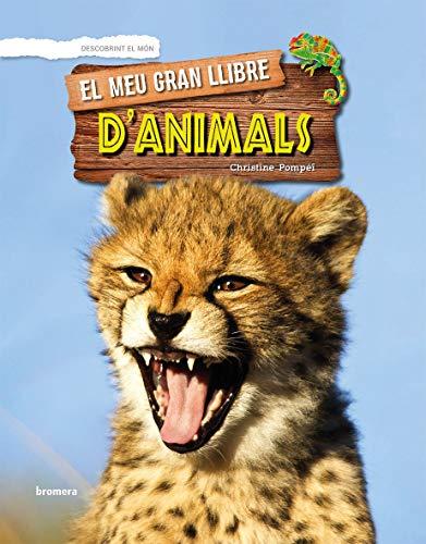 9788490269817: El meu gran llibre d'animals: 1 (Descobrint el món)