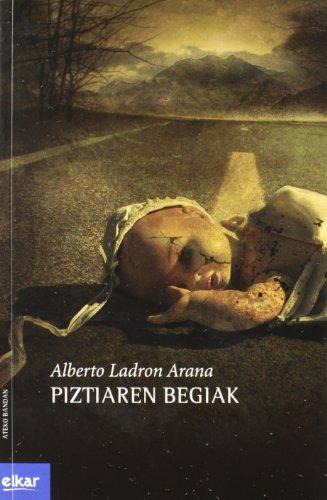 9788490270097: Piztiaren begiak (Ateko bandan, Band 23)