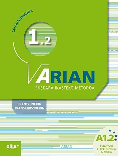 9788490271339: Arian A1.2 Lan koadernoa: (+erantzunak)