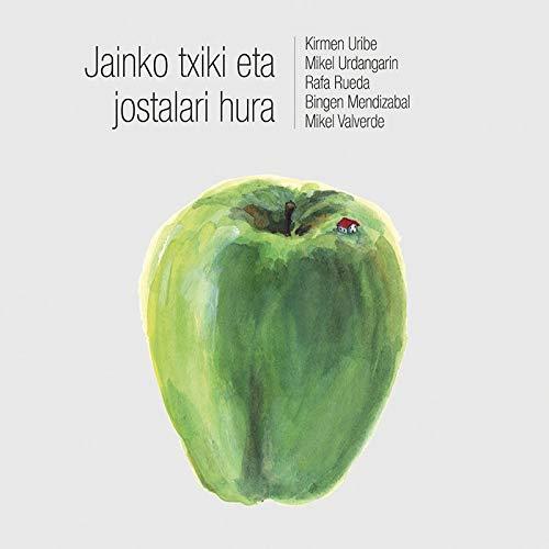 Jainko Txiki Eta Jostalari Hura (Lib+CD): Uribe Kirmen, Urdangarin