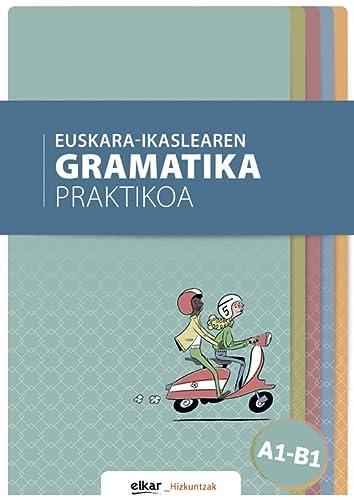 9788490277249: Euskara-ikaslearen gramatika praktikoa A1-B1 (Hizkuntzak)