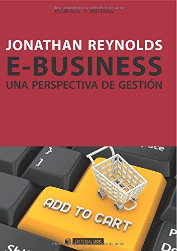 9788490290040: E-Business.Una perspectiva de gestión (Manuales)