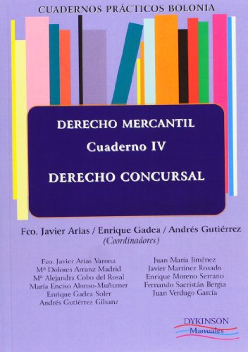 Derecho Mercantil / Commercial Law: Arias, Francisco Javier
